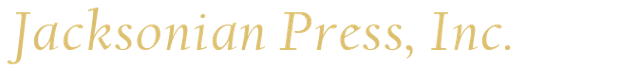Logo - Jacksonian Press, Inc. -  African American Composer in Chicago, IL